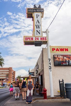 Gold & Silver Pawn Shop in Las Vegas, NV