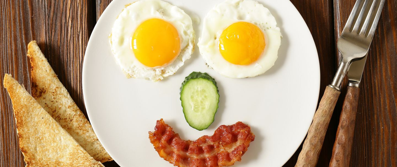 desayuno bajo en calorias y grasas