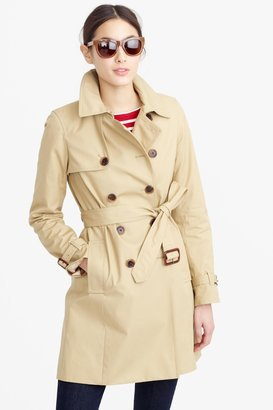 J. Crew Icon Trench Coat