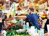inside farmer's market