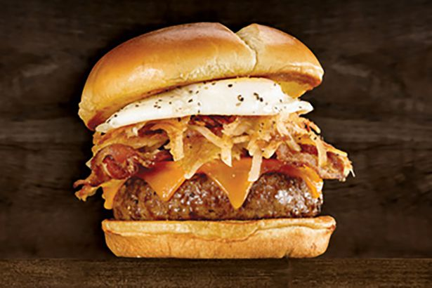 The Breakfast Burger, Perkins