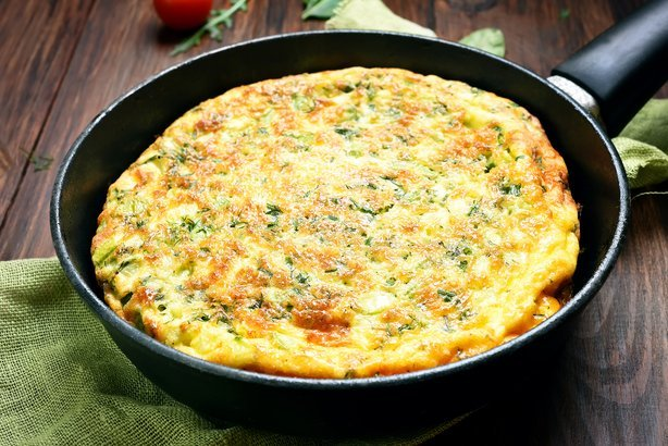 Herbed Frittata