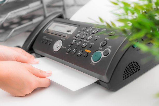 how to stop a fax machine from calling