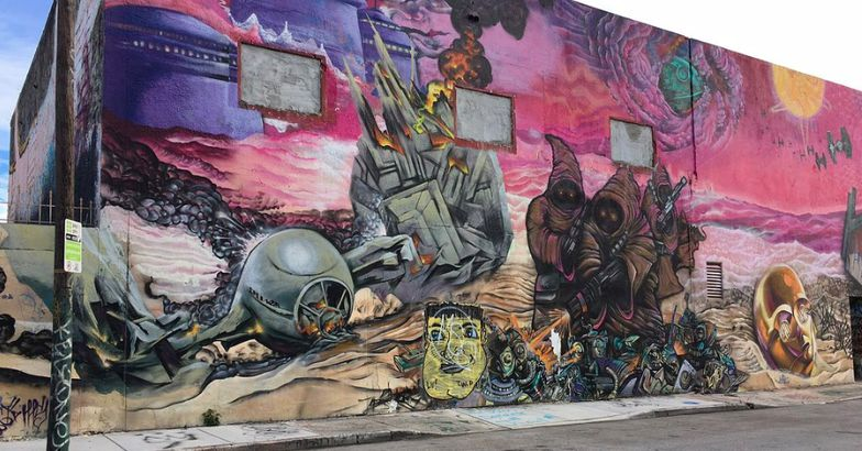 Art of Wynwood, Miami
