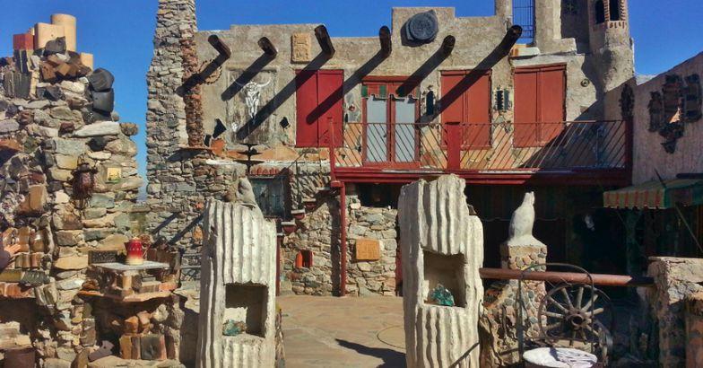 Mystery Castle, Phoenix