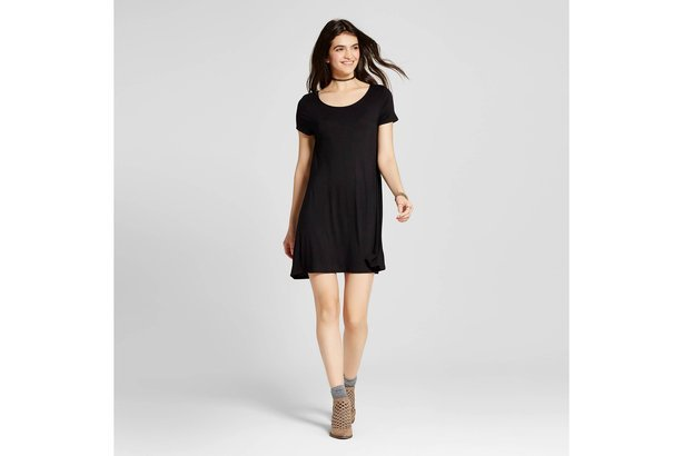 Black dress from Target