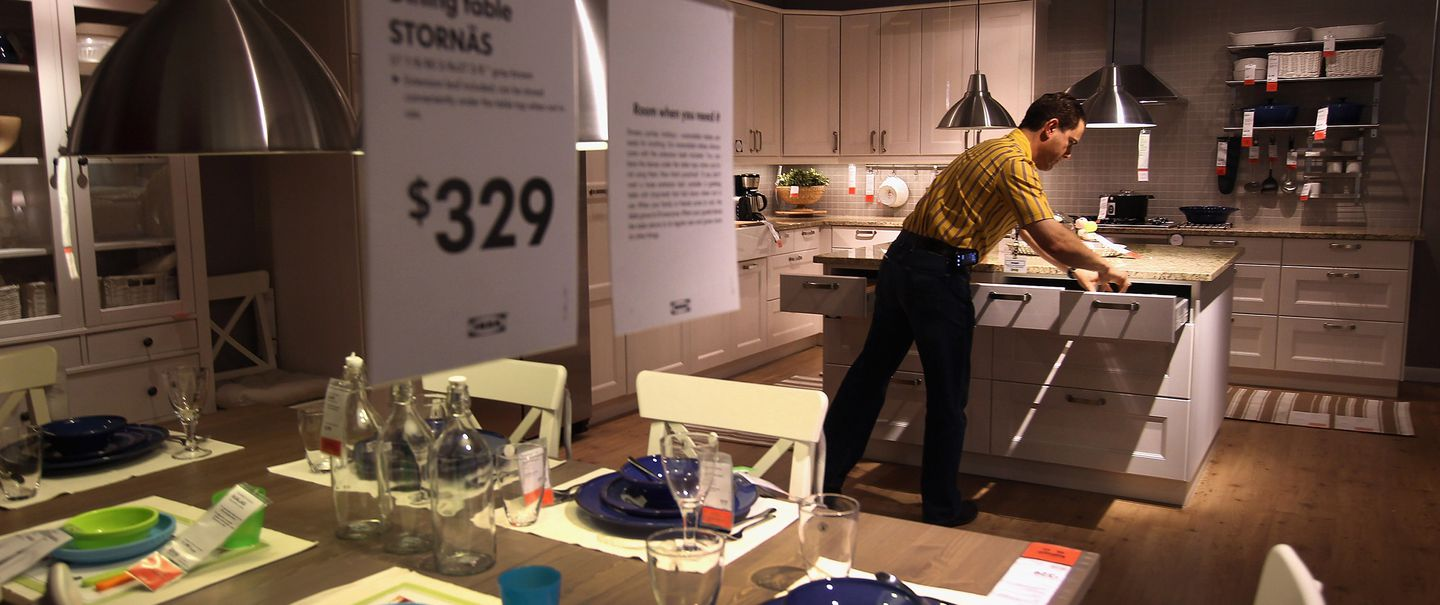 Shopping at Ikea for the First Time   Cheapism com
