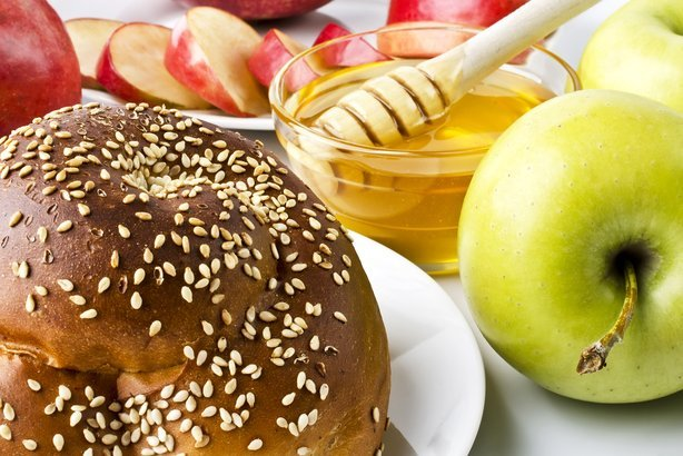 foods of Rosh Hashanah