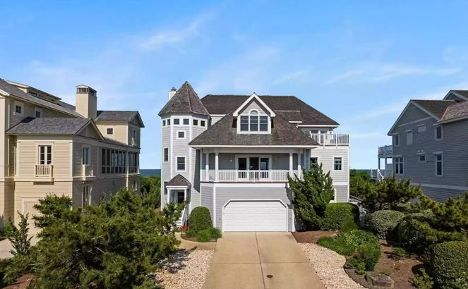 Delaware waterfront home