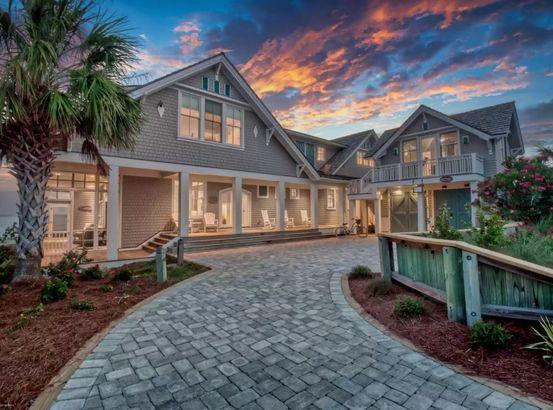 North Carolina waterfront home
