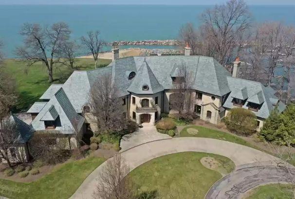 Ohio waterfront home