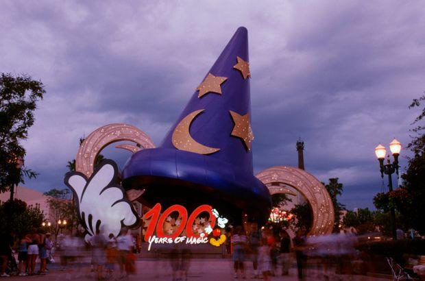 Disney World's 100 Years of Magic — 2001 celebrations