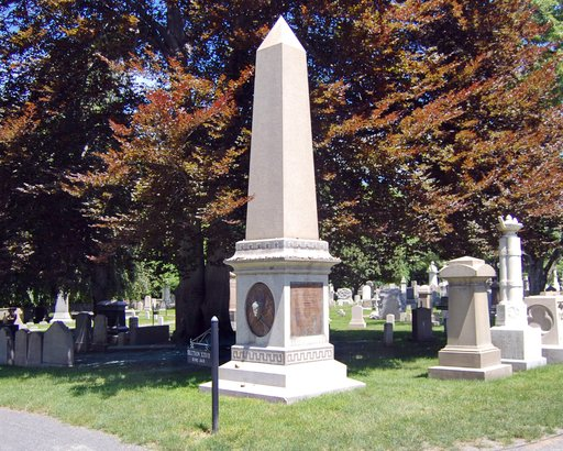 Gen. George Custer's Grave in West Point, NY