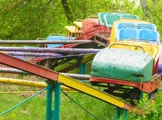 Eerie Abandoned Theme Parks