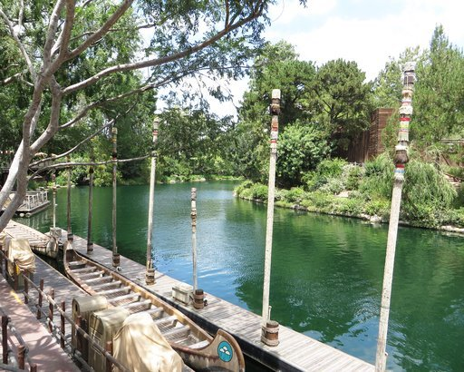 Disney's River Country, Florida