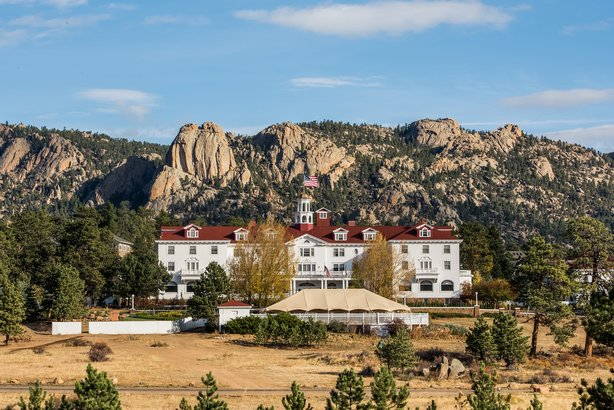 The Stanley Hotel in Estes Park, CO