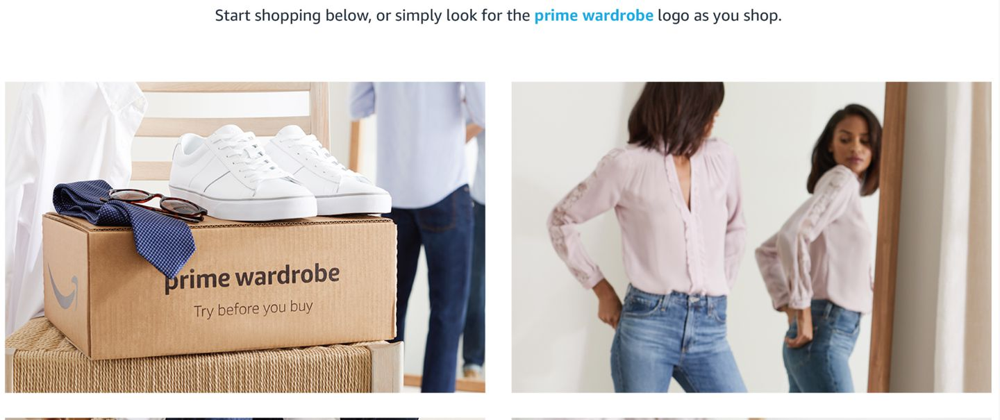 319b0d9f8ec3 I Tried Amazon Prime Wardrobe and Here s What Happened