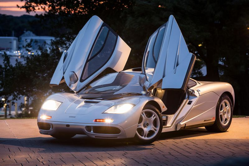 Expensive Cars Sold at Auction | Cheapism.com