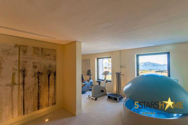 38b22446fbd Avant-Garde Spanish Manor   Wellness Oasis
