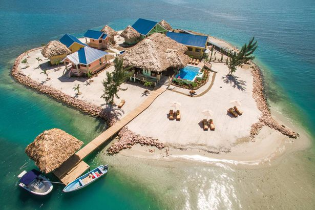 Private Caribbean Island, Placencia, Belize