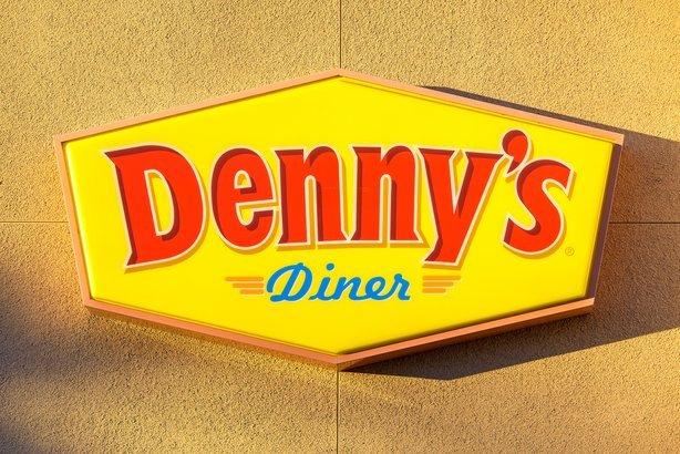Denny's Diner Restaurant