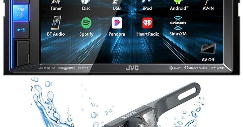 Touchscreen Navigators/Stereos/Backup Cameras