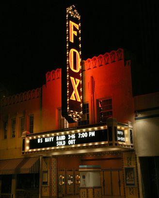 Fox Theatre, Tucson, Arizona