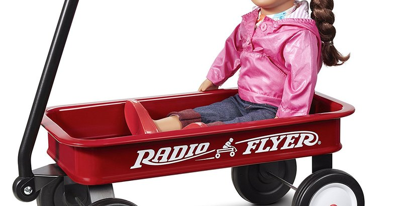 Radio Flyer My 1st Wagon