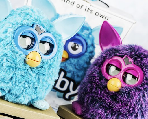 two furbies