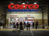 Costco during the night