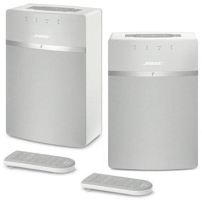 Bose SoundTouch 10 Wi-Fi Speakers 2-Pack