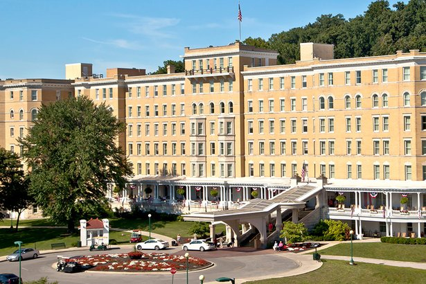 French Lick Springs Hotel In French Lick In