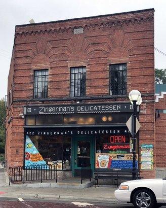 Zingermans In Ann Arbor