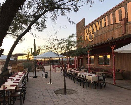 Rawhide In Chandler Az