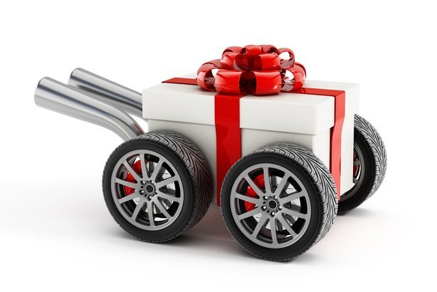 car giftbox
