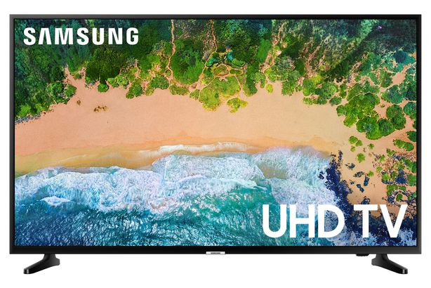Samsung 65-Inch Curved 4K Smart LED TV