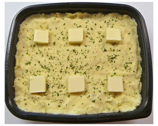 Yukon Gold Mashed Potatoes