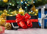 tech products gifted under the tree