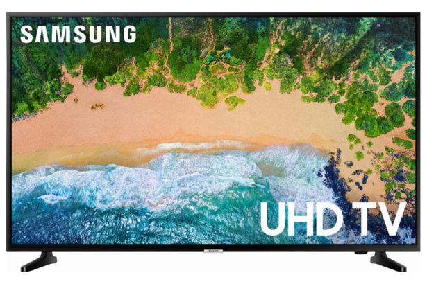 "Samsung 58"" Ultra High-Definition Smart TV"