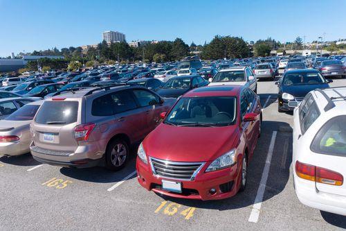 Parking is Crazy