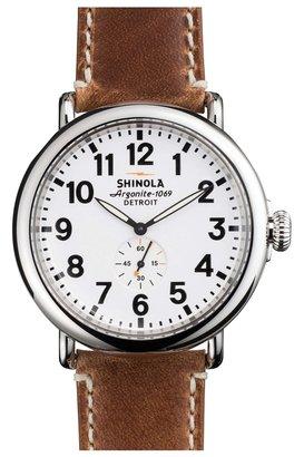 de1b8f0d9285 All of Rhode Island-based Kiel James Patrick s items are made in the U.S..  Shinola Runwell Women s Watch