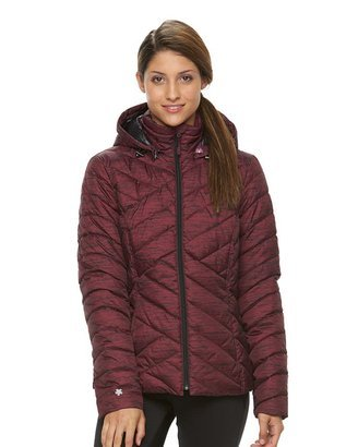 Women's Tek Gear Hooded Packable Puffer Jacket