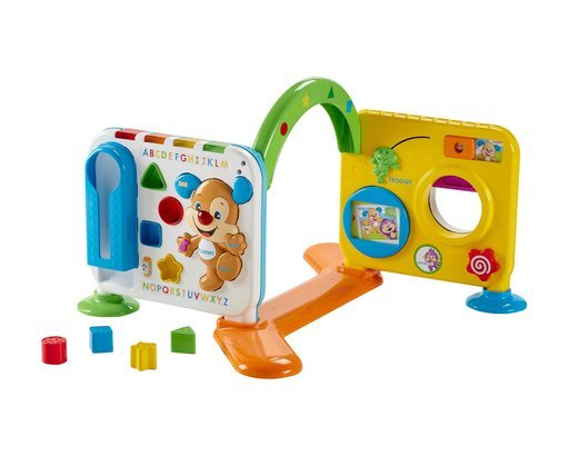 fisher price laugh learn crawl around learning center