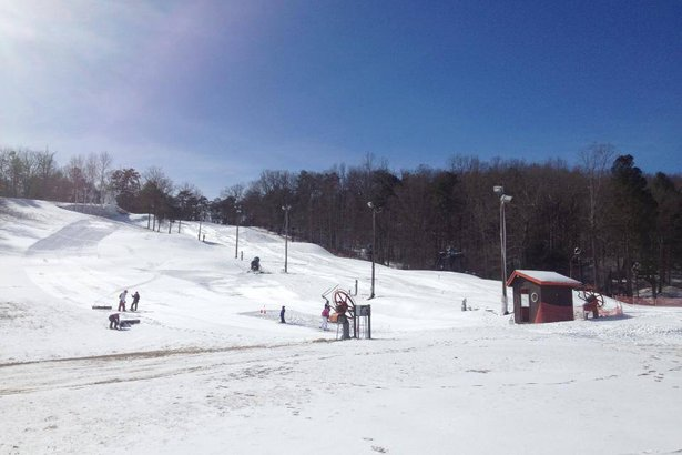 Cloudmont Ski and Golf Resort in Mentone, AL