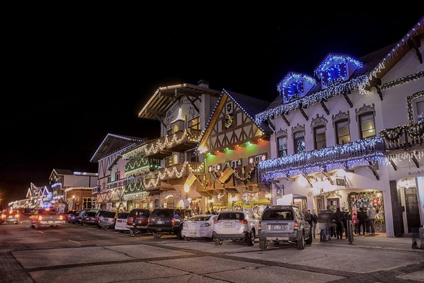 leavenworth wa - Small Town Christmas