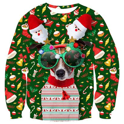 6aa4229a835 25 Ugly Christmas Sweaters for  30 or Less
