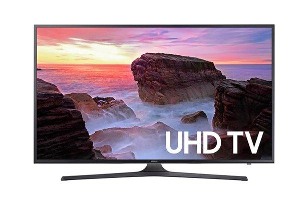 """Samsung 55"""" 4K LED Smart TV"""