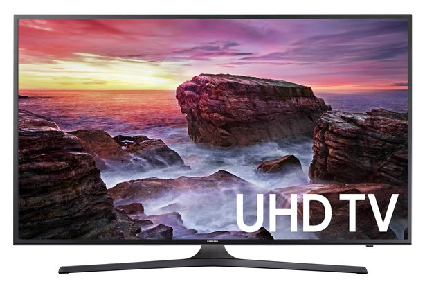 Samsung 55-Inch 4K Smart LED TV