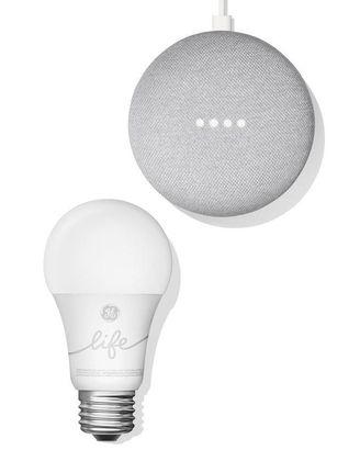 eb4a729faa Google Home Mini Smart Light Starter Kit
