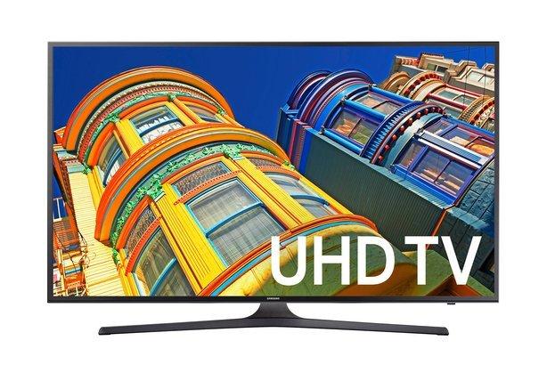 Samsung 43-inch 4K LED TV